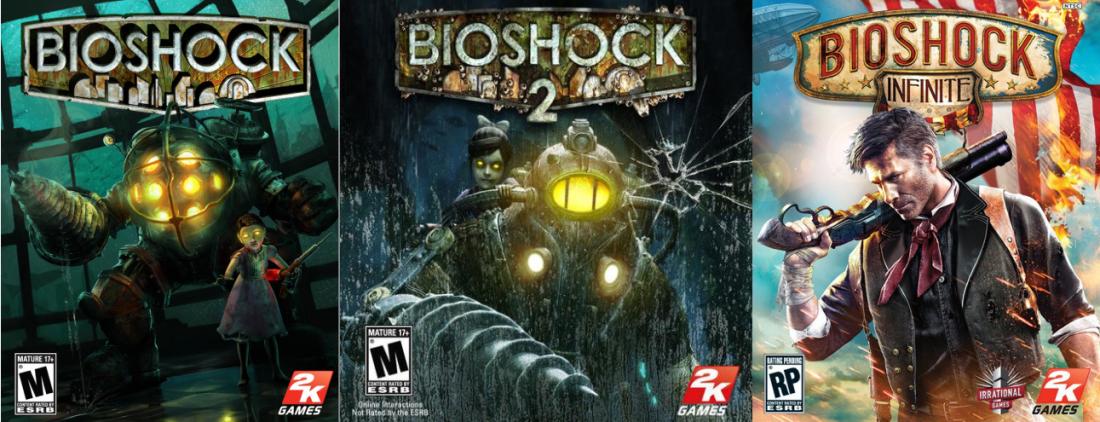 Co-Op-Bioshock